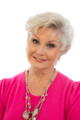 A photo of Angela Rippon