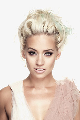 A photo of Kimberly Wyatt