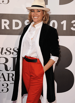 A photo of musician and broadcaster Cerys Matthews