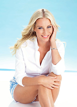 A photo of Denise Van Outen