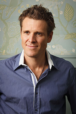 A photo of James Cracknell