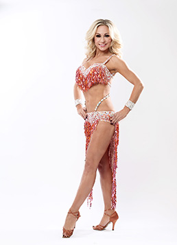 A photo of Kristina Rihanoff