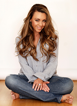 A photo of Michelle Heaton