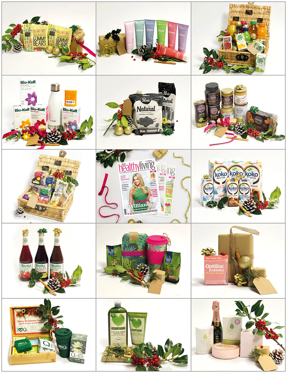 from the 3rd to 21st of december well be giving away our biggest haul of healthy living goodies and our first advent window opens on monday 3 december