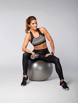 A photo of TV presenter Amanda Byram