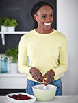 A photo of Lorraine Pascale