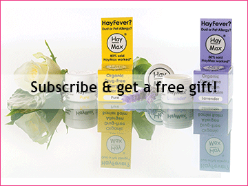 Your free gift for subscribing