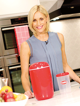 A photo of Jenni Falconer